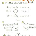 【第4回】簡単に描ける猫の描き方