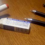 【アナログ画材】ラフを描くときに使う道具はこれ!